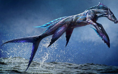 Dàn quái vật khủng trong Quái Vật Biển 2 - 6