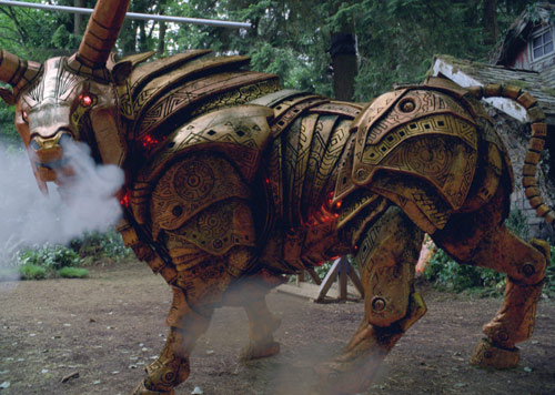 Dàn quái vật khủng trong Quái Vật Biển 2 - 2