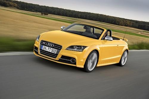 Audi TTS Competition chỉ có 500 chiếc - 1