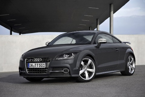 Audi TTS Competition chỉ có 500 chiếc - 2