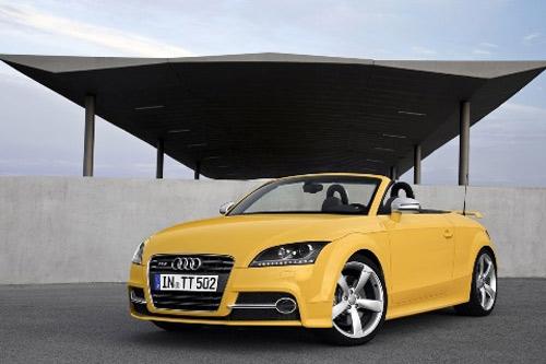 Audi TTS Competition chỉ có 500 chiếc - 3