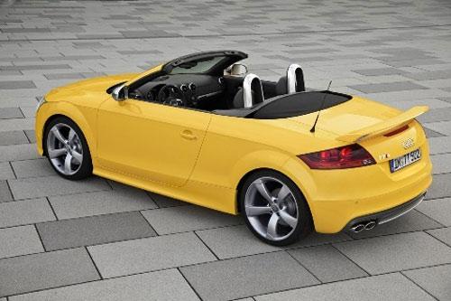 Audi TTS Competition chỉ có 500 chiếc - 4