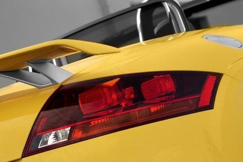 Audi TTS Competition chỉ có 500 chiếc - 5