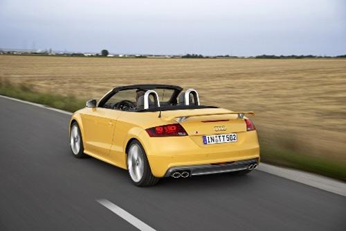 Audi TTS Competition chỉ có 500 chiếc - 7