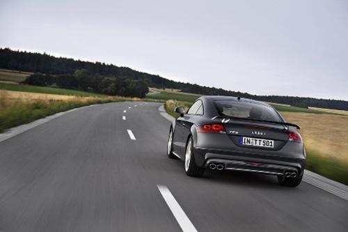 Audi TTS Competition chỉ có 500 chiếc - 8