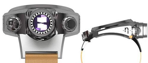 """Crossbow, smartwatch có máy ảnh 41 """"chấm"""" - 3"""