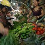 Thị trường - Tiêu dùng - Lo bão số 7, đổ xô mua thực phẩm tích trữ