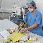Sức khỏe đời sống - Cứu sống bé 3 tháng tuổi bị bệnh tim hiếm gặp
