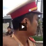 Tin tức trong ngày - Quay clip CSGT: Người tung clip hối hận