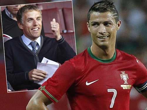 """MU cử """"gián điệp"""" theo dõi Ronaldo - 1"""