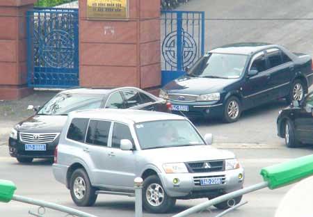 Quảng Ninh: Đăng báo xe công phạm luật - 1