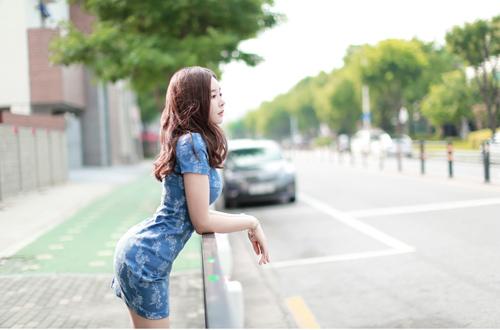 Thiếu nữ Hàn gây sốt cộng đồng mạng - 5