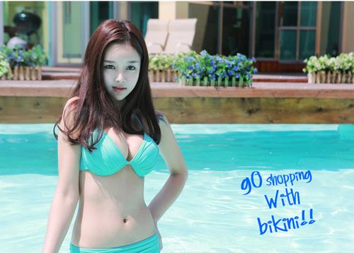 Thiếu nữ Hàn gây sốt cộng đồng mạng - 19