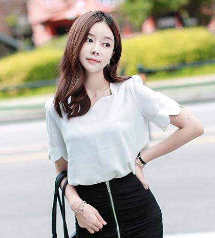 Thiếu nữ Hàn gây sốt cộng đồng mạng - 1