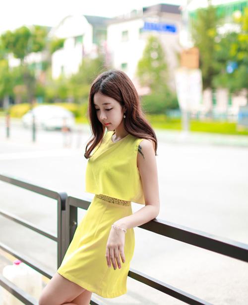 Thiếu nữ Hàn gây sốt cộng đồng mạng - 7