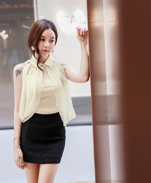 Thiếu nữ Hàn gây sốt cộng đồng mạng - 13