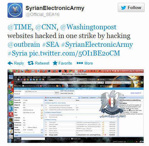 The Washington Post và CNN cùng bị hack - 2