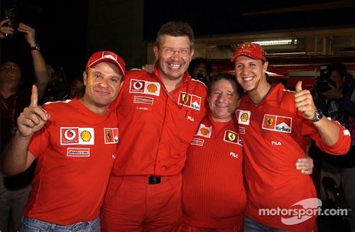 F1: Ross Brawn chưa tính chuyện trở lại Ferrari - 1