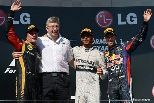 F1: Ross Brawn chưa tính chuyện trở lại Ferrari - 2