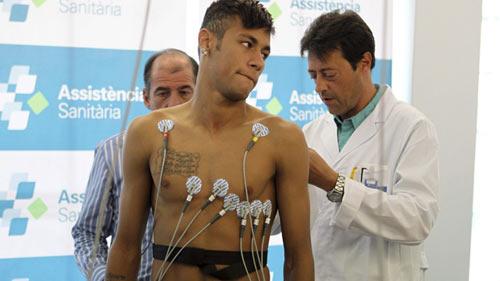 Neymar: Tâm điểm mở màn Liga - 1
