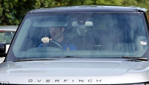 Rooney đã trở lại đội 1 MU - 2