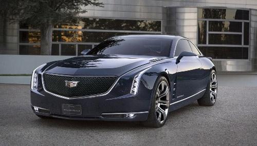Cadillac Elmiraj: Chiếc coupe bệ vệ - 1