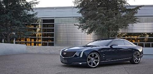 Cadillac Elmiraj: Chiếc coupe bệ vệ - 2