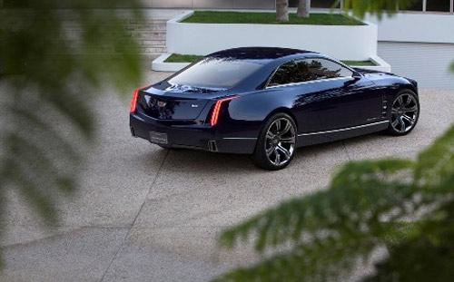 Cadillac Elmiraj: Chiếc coupe bệ vệ - 3