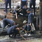Tin tức trong ngày - Nổ tàu ngầm Ấn Độ: Nhiều thi thể thành tro