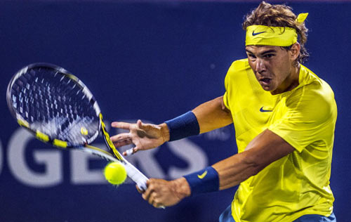 Nadal - Federer: Lội ngược dòng (TK Cincinnati) - 1