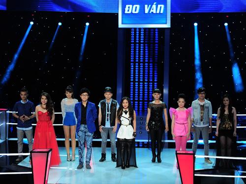 Lộ diện hình ảnh vòng Đo ván The Voice - 5