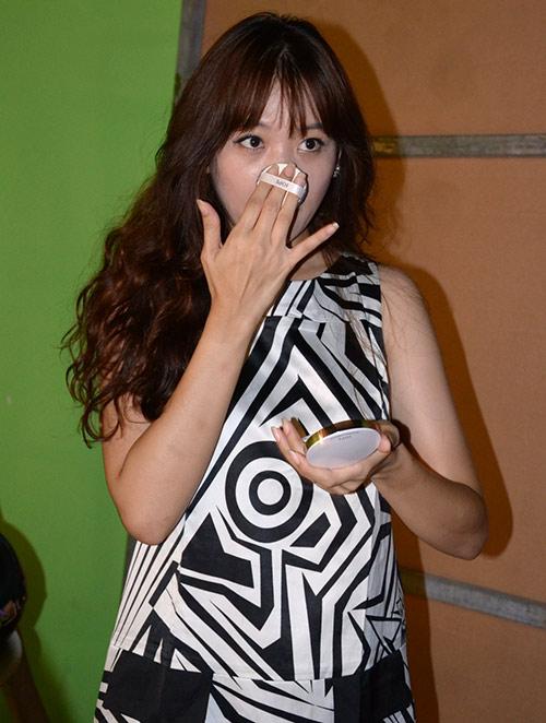 Hotgirl Hàn đắt show tại VN - 2