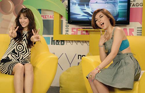 Hotgirl Hàn đắt show tại VN - 3