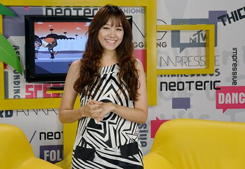 Hotgirl Hàn đắt show tại VN - 6
