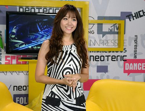 Hotgirl Hàn đắt show tại VN - 7