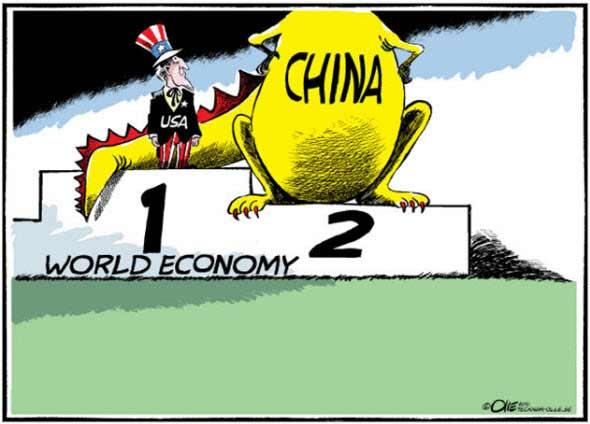 Bí mật về 'chiến tranh kinh tế' của Trung Quốc - 3