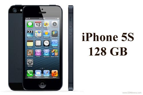 iPhone 5S có phiên bản 128GB, giá 10,5 triệu đồng - 1