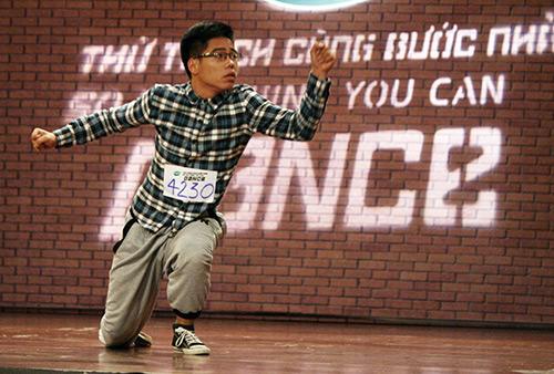 Tập 1 Thử thách bước nhảy: Quá đã - 5
