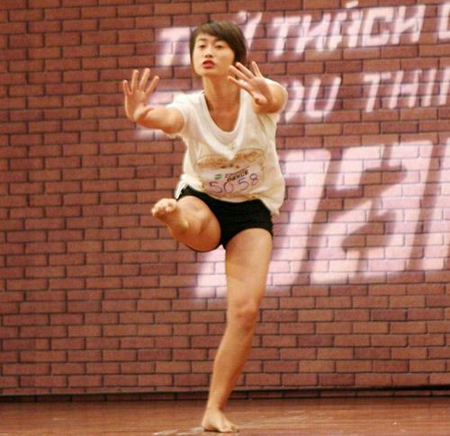 Tập 1 Thử thách bước nhảy: Quá đã - 2