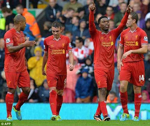 Liverpool – Stoke: Khởi đầu hứng khởi - 1