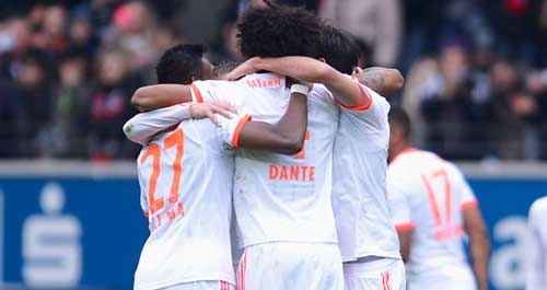 Frankfurt - Bayern: 3 điểm khó khăn - 1