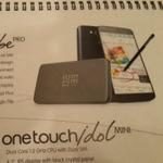 """Thời trang Hi-tech - Alcatel trình làng loạt smartphone """"khủng"""", giá rẻ"""
