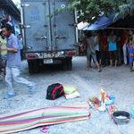 Tin tức trong ngày - Bé gái 2 tuổi bị xe tải cán chết trong hẻm