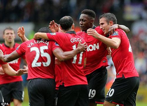 Swansea – MU: Trận đấu tưng bừng - 1