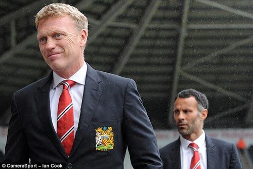 Moyes hết lời ca ngợi Rooney - 5