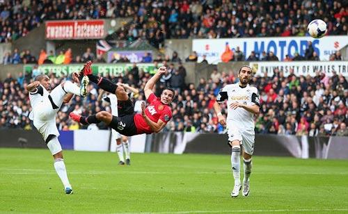 Moyes hết lời ca ngợi Rooney - 2