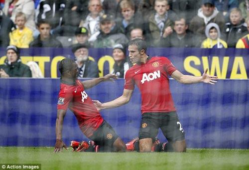 Moyes hết lời ca ngợi Rooney - 3