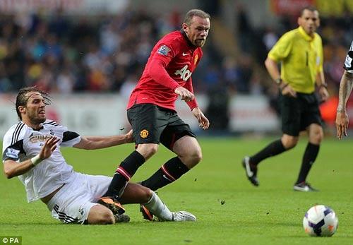 Moyes hết lời ca ngợi Rooney - 1