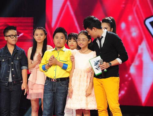 The Voice Kids ngập nước mắt đêm chia tay - 1