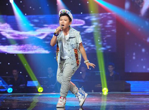 The Voice Kids ngập nước mắt đêm chia tay - 6